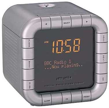 Bush DAB CR2003 digital radio with alarm