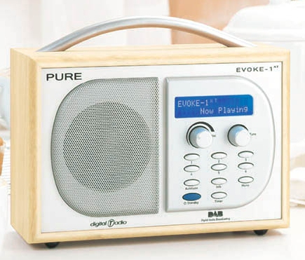 Pure Evoke 1XT DAB digital radio