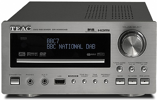 TEAC Reference DR-H300 DVD/DAB digital mini package