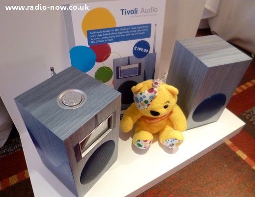 Tivoli Model 10+ Children in Need Limited Edition