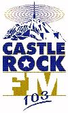 Castle Rock FM - logo copyright Castle Rock FM