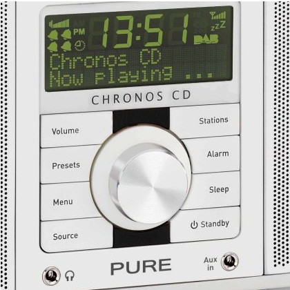 Pure Chronos CD II fascia