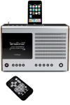 Revo Heritage DAB/Wi-Fi internet radio with iPod dock and last.fm access