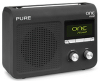 Pure ONE Flow wi-fi internet radio with DAB and FM
