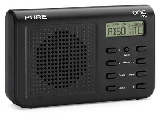 Pure ONE Mi DAB radio