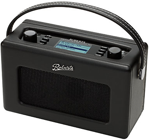 Roberts Revival iStream wi-fi internet and DAB radio featuring FM and last.fm with dual alarm