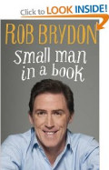 Rob Brydon - Small Man in a book