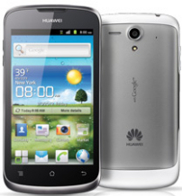Huawei Ascend 300 mobile phone