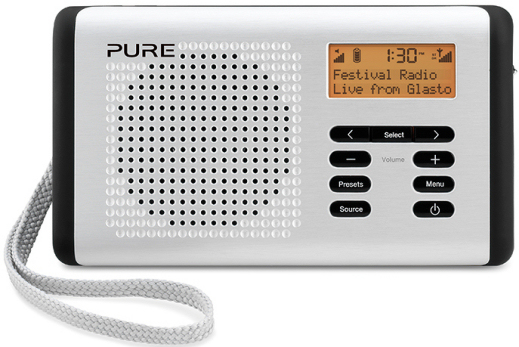 Pure Move 400D palmtop DAB & FM radio