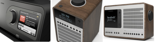 Latest Revo range of wi-fi internet enabled radios