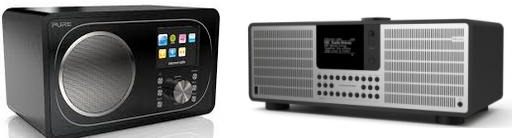 Internet radios for Christmas 2015
