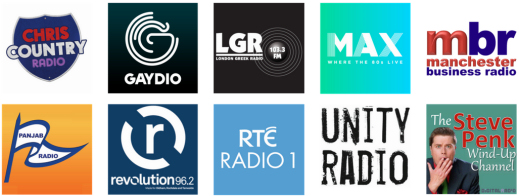Manchester DAB trial radio stations