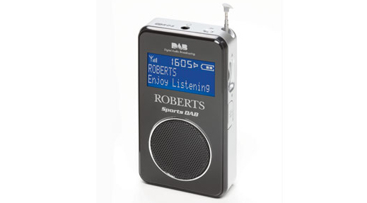 Roberts SportsDAB 2 DAB and FM handheld radio