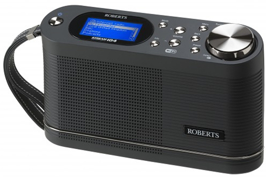 Roberts Stream 104 internet radio receiver
