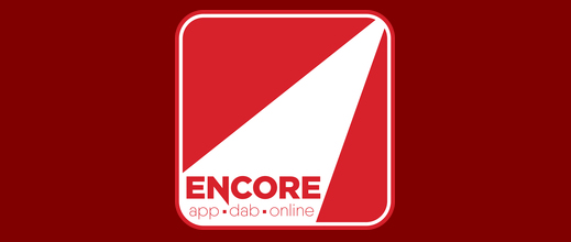 Encore on DAB digital radio and online