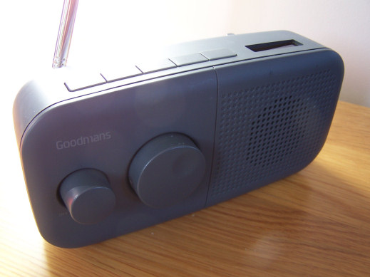 Goodmans Pebble DAB radio review