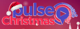 Pulse Christmas logo