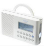 Splashproof DAB digital radio