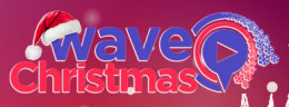 Wave Christmas 2016 logo