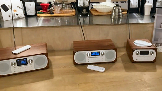Pure Evoke C range DAB, DAB+ and FM radios; connected radios