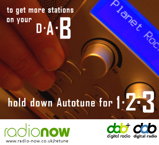 radio-now.co.uk DAB radio retune information