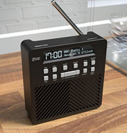 Azatom Sonance T1 DAB and DABplus digital radio with FM