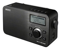 Sony XDRS60 DAB and DABplus digital radio