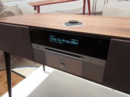 Ruark R7 display