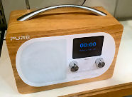 Pure H series DAB digital radios