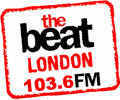 The Beat London logo